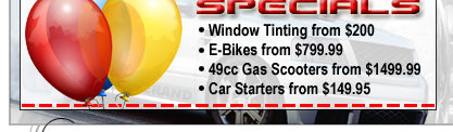 Ottawa Motorcycle Accessories